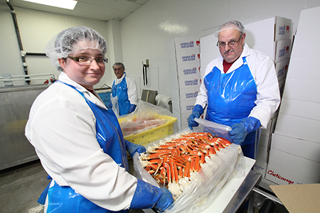 Jobs at Pêcheries Chéticamp Fisheries